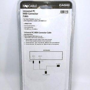 Casio Other - Casio MIDI cable